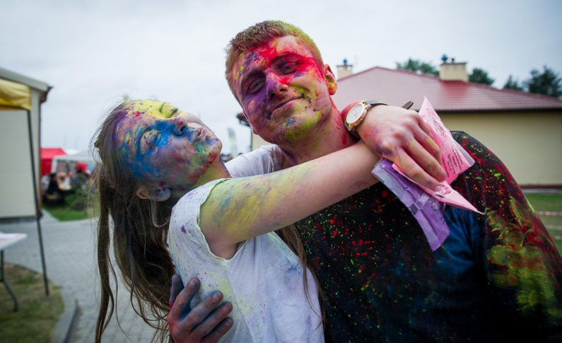 Festiwal Kolorów CRF fot. Artur Rawicz/MFK