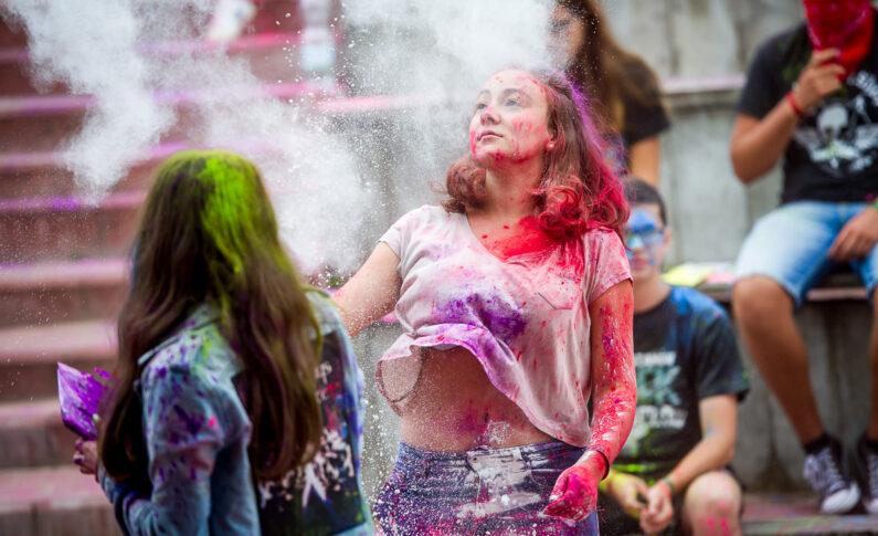 Festiwal Kolorów CRF fot. Ewelina Wójcik/MFK