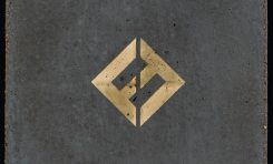 "Foo Fighters prezentują ""Concrete and Gold"""