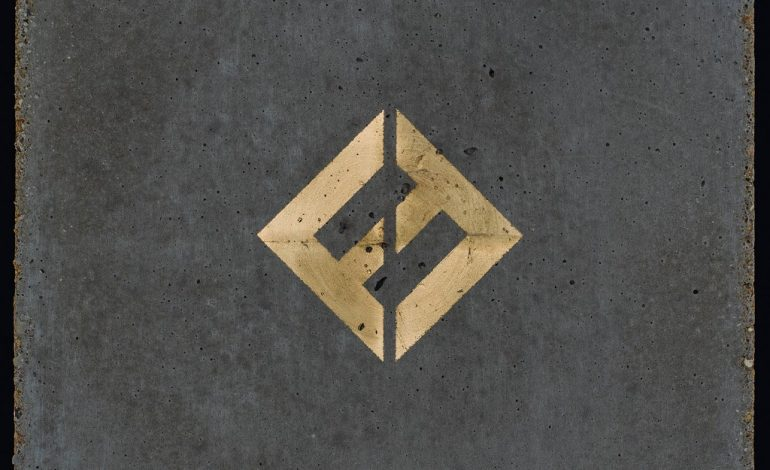 "Foo Fighters prezentują ""Concrete and Gold"""