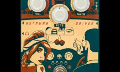 Orange Amplification Getaway Driver