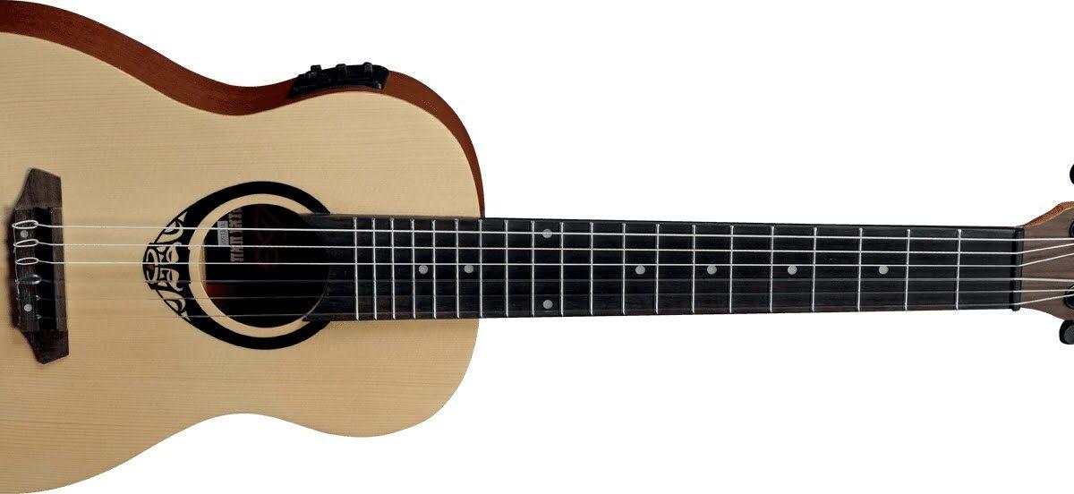 LAG Tiki Uku Mini Guitar