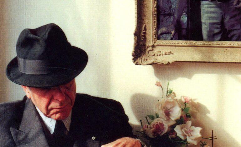 "Anthony Reynolds - ""Leonard Cohen. Życie sekretne"""
