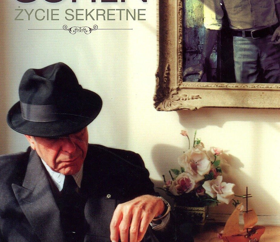 "Anthony Reynolds – ""Leonard Cohen. Życie sekretne"""