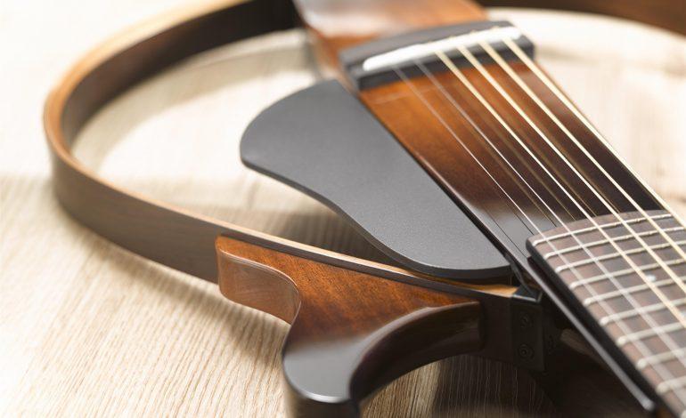Yamaha Silent Guitar SLG 200N NT i SLG 200S NT - test