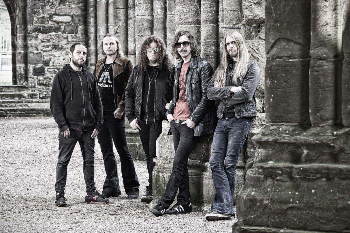 Opeth. Death metal i Paganini