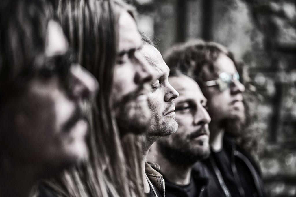 Opeth, fot. Stuart Wood