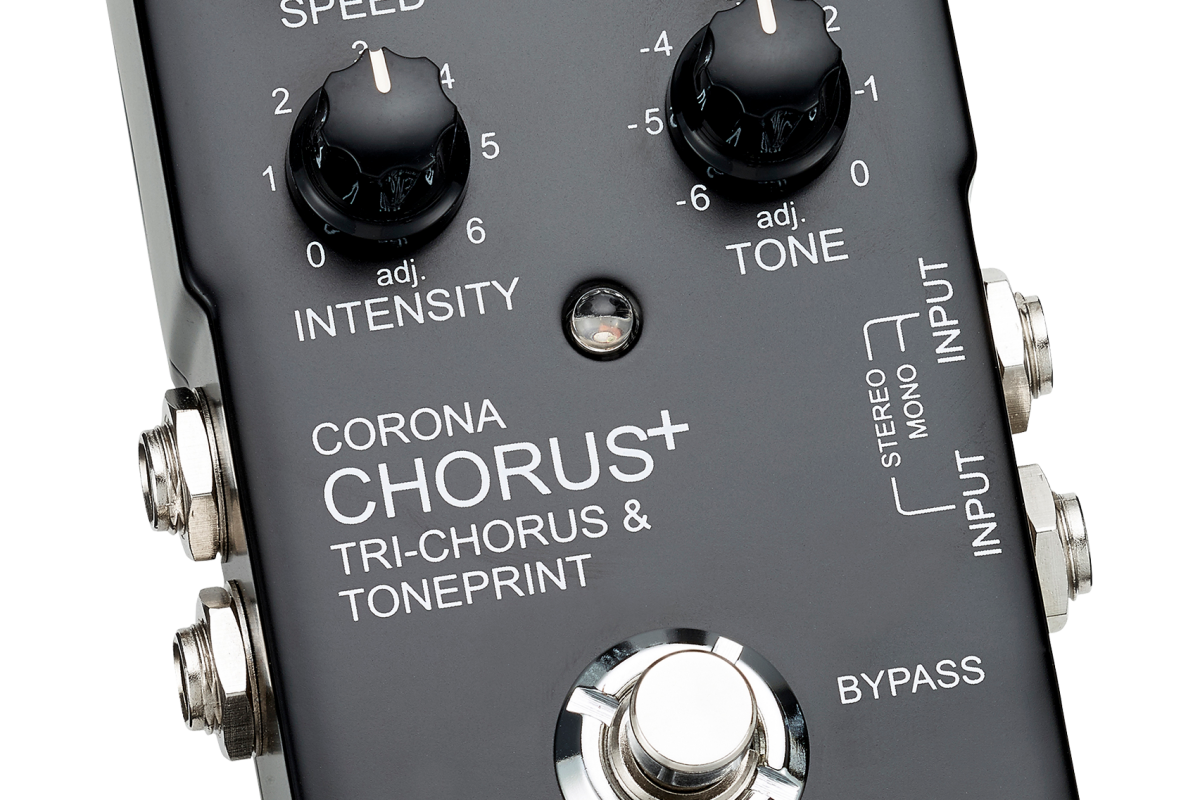 TC Electronic: Corona Chorus i Mimiq Doubler – test