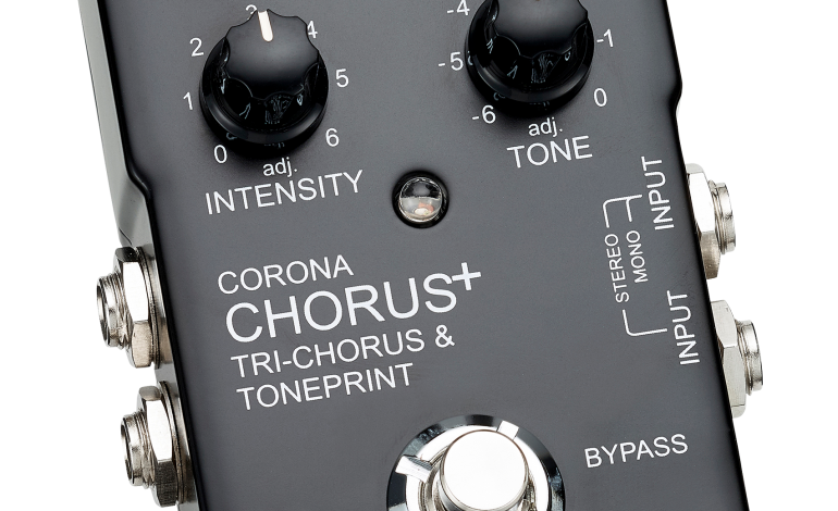 TC Electronic: Corona Chorus i Mimiq Doubler - test