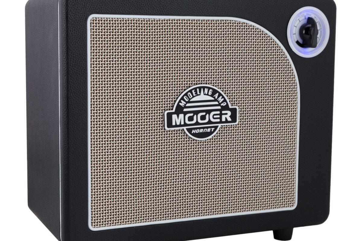 Mooer Audio Hornet Black – wzmacniacz z modulacją do gitary elektrycznej