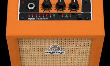 Orange Crush Mini na NAMM Show 2018