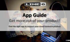 Line 6 App Guide – przewodnik po aplikacjach