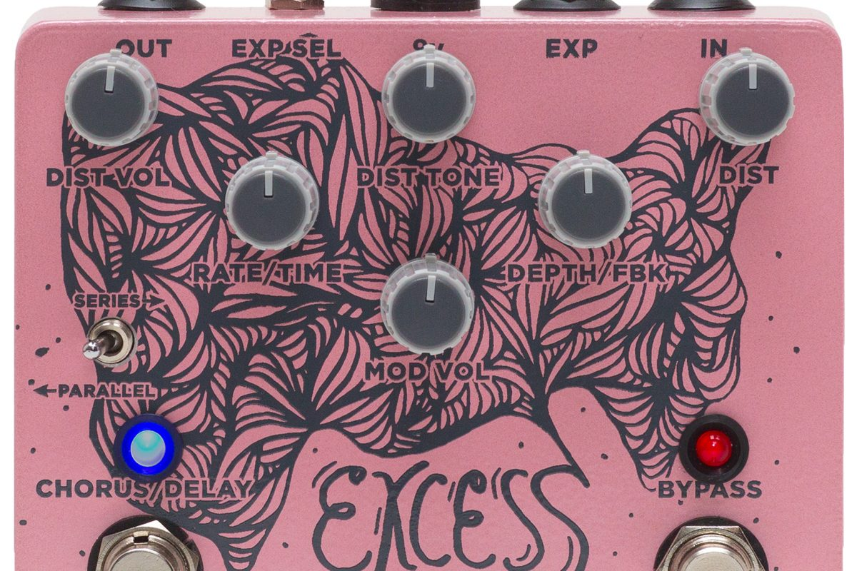 Old Blood Noise Endeavors – Excess Distortion + Chorus/Delay