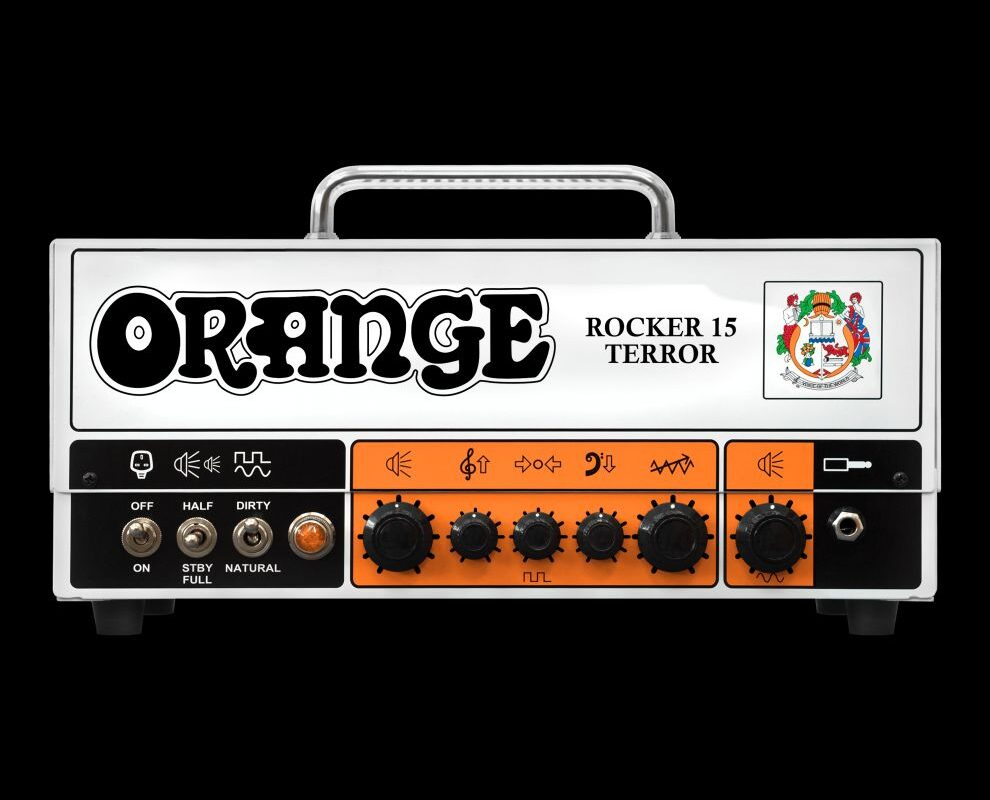 Premiera Orange Terror 15 Head
