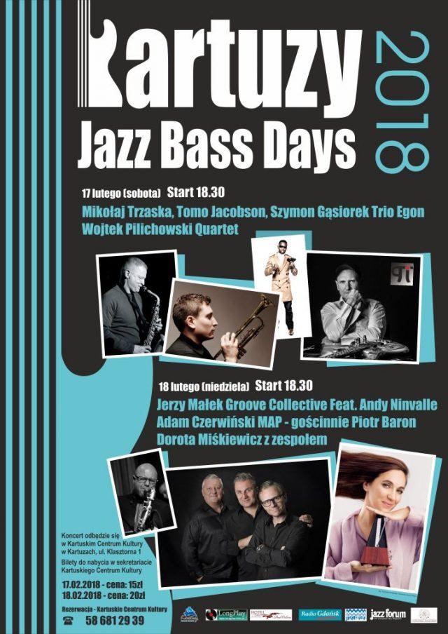 Kartuzy Jazz Bass Days