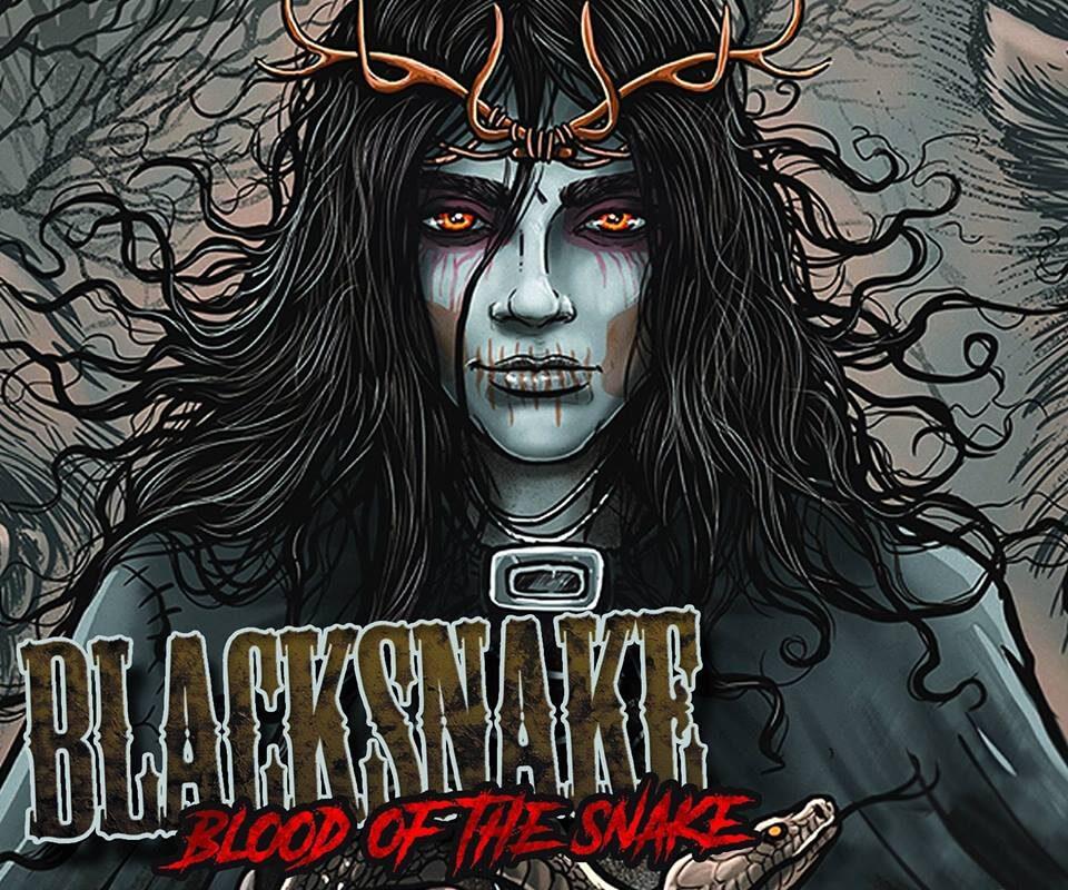 "Blacksnake – ""Blood of the Snake"""