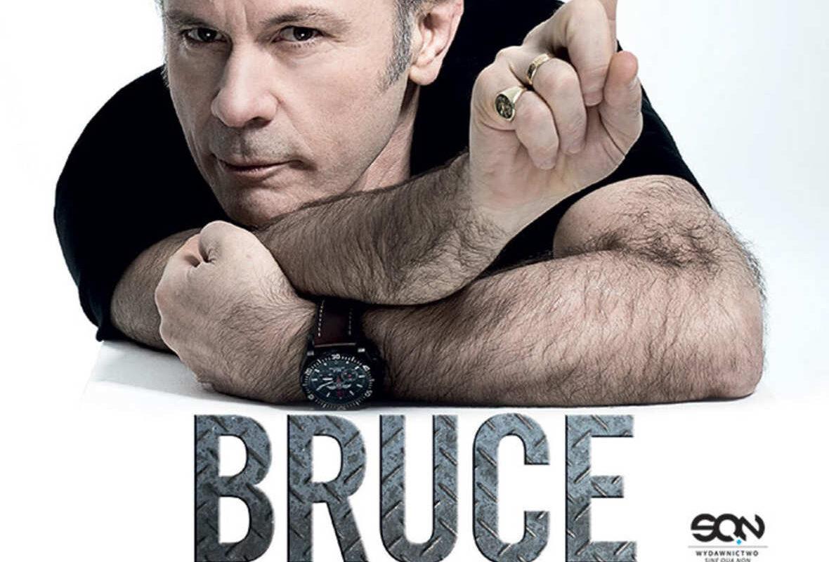 """Bruce Dickinson – """"Do czego służy ten przycisk? Autobiografia"""""""