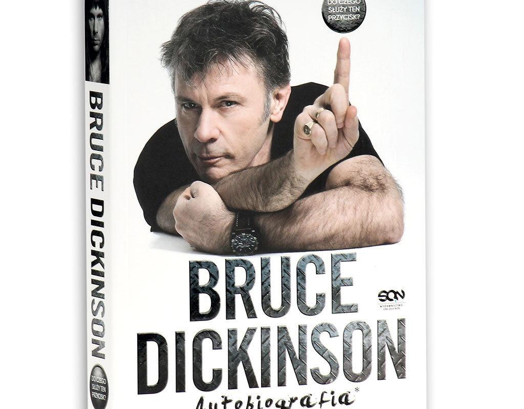 Bruce Dickinson – fragmenty autobiografii