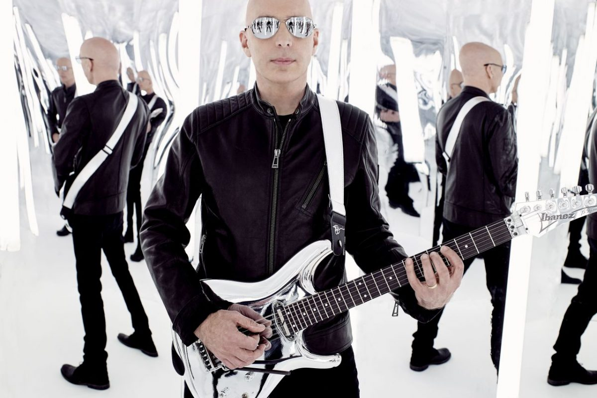 Joe Satriani – What happens next?