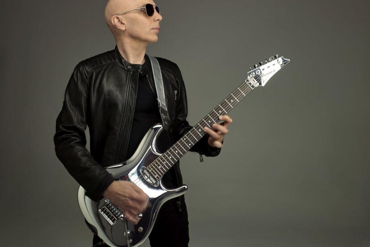 Jak ćwiczy Joe Satriani?