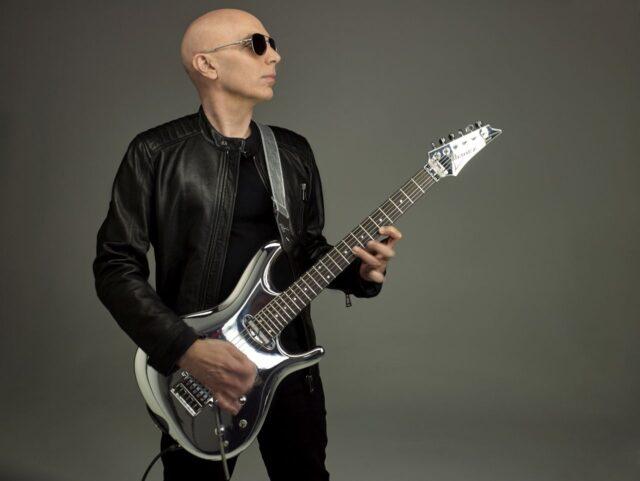 Joe Satriani, fot. Joseph Cultice