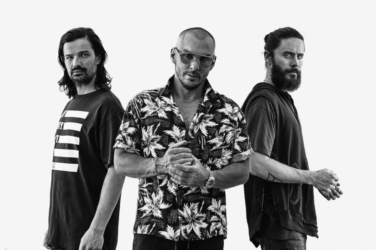 THIRTY SECONDS TO MARS ogłasza  drugi koncert w polsce w 2018 roku