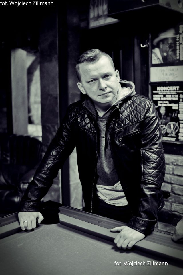 Bartosz Wójcik, fot. Wojciech Zillmann