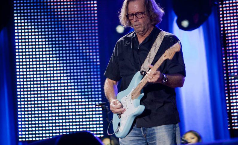 Gitara Erica Claptona sprzedana za 25 000 funtów