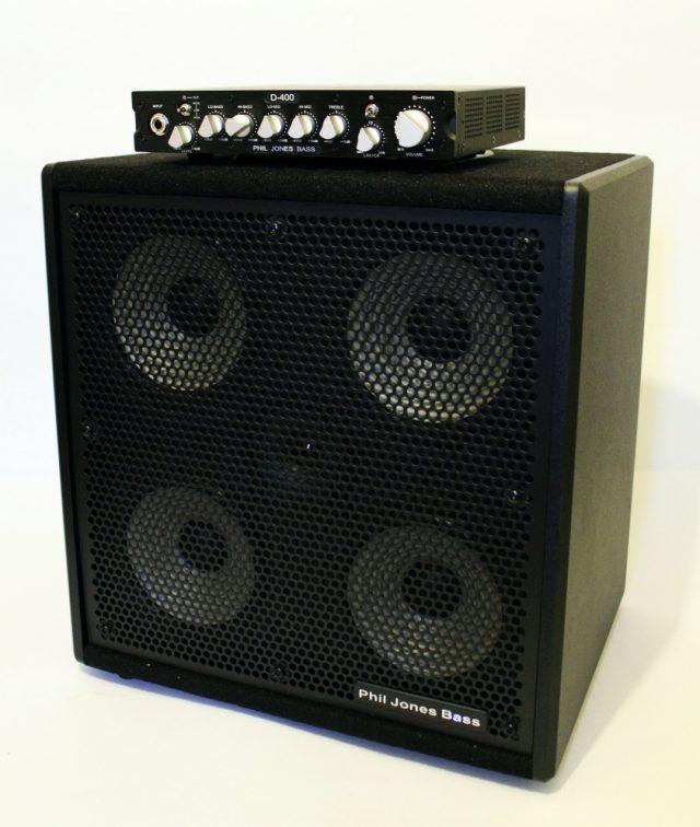 Phil Jones Bass D-400
