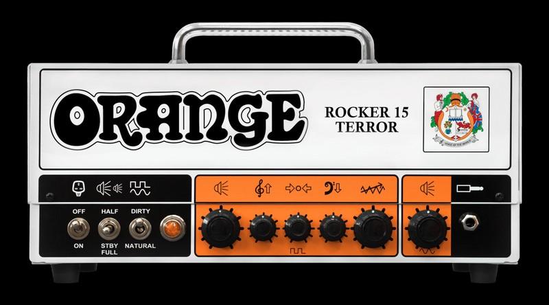Premiera Orange Rocker 15 Terror