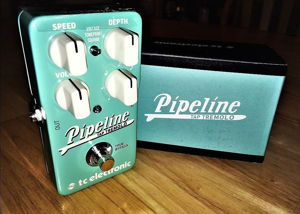 TC Electronics Pipeline Tap Tremolo – TEST