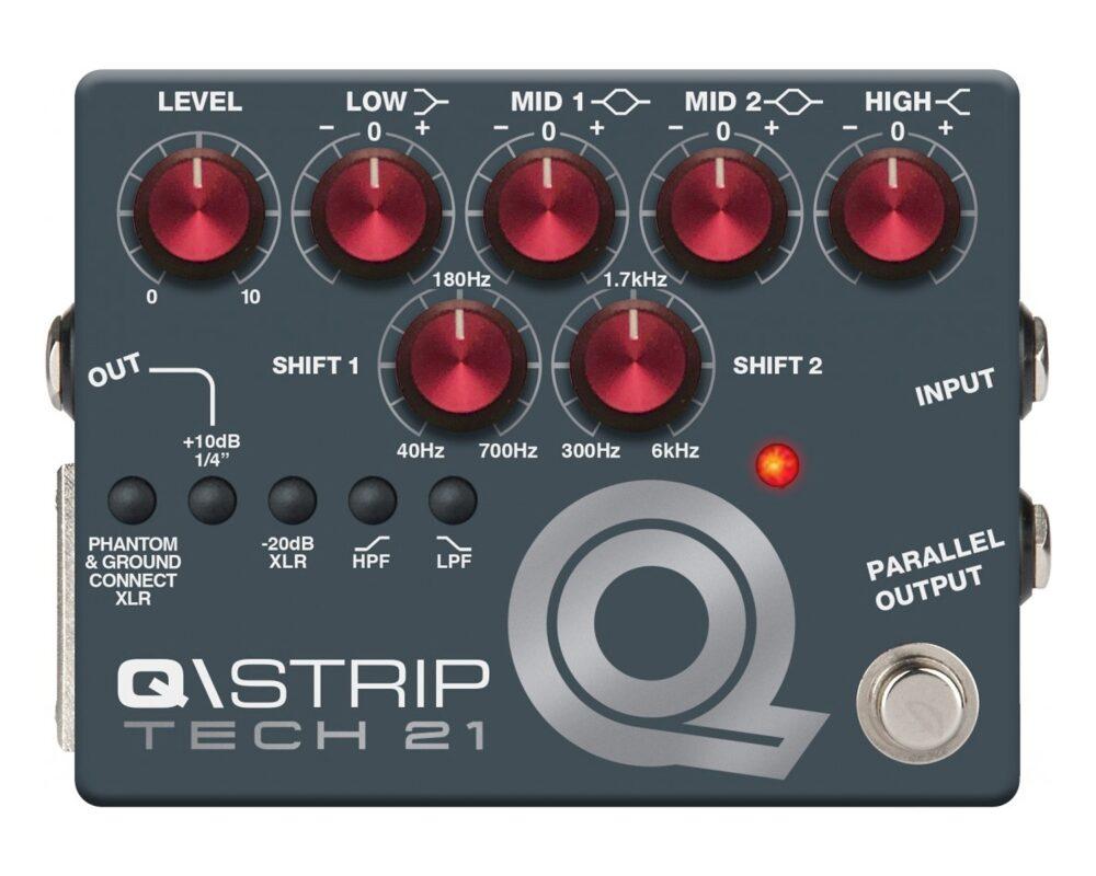 Tech21 Q/Strip – test