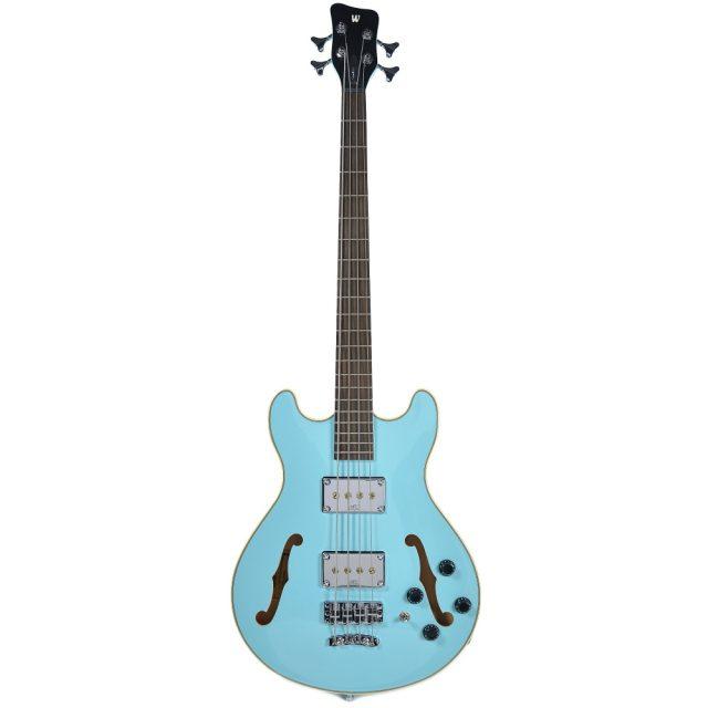 RockBass Star Bass Daphine Blue