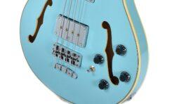 Warwick Rockbass Star Bass Daphine Blue - test