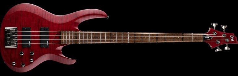 Nowe gitary basowe LTD