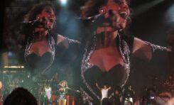 Fragment koncertu z udziałem zespołu Beyonce - Suga Mama