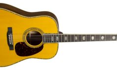 Martin D-45 John Mayer Custom Signature Edition
