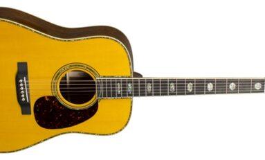 Martin D-45 John Mayer Custom Signature Edition