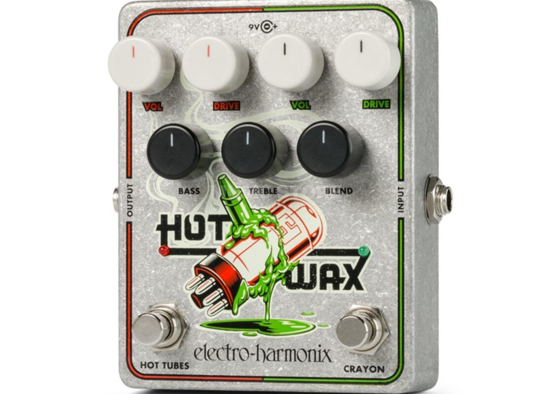 Electro-Harmonix Hot Wax – test