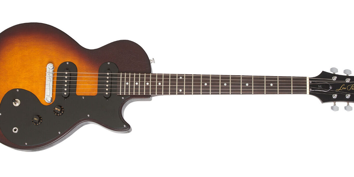 Epiphone Les Paul SL otrzymuje Guitar Player Editor's Pick Award
