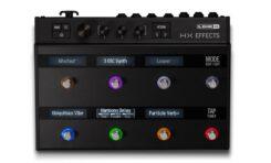 Line 6 HX Effects - nowy podłogowy multiefekt gitarowy