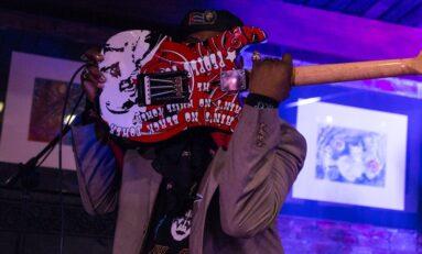 W toruńskim Hard Rock Pubie Pamela wystąpił zespół Lord Bishop Rocks.
