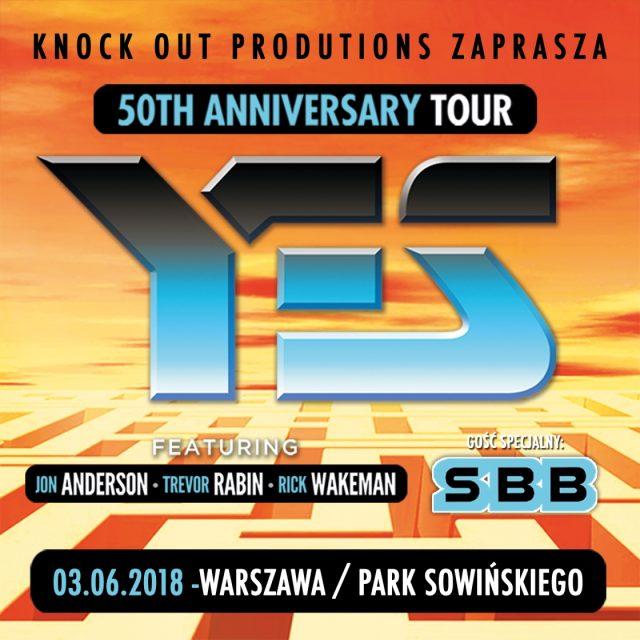 Yes i SBB zagrają razem