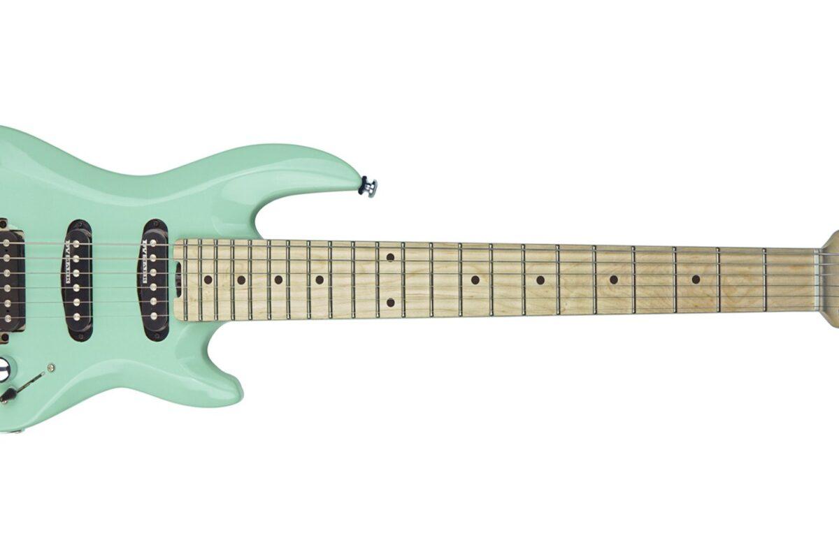 Kompaktowa gitara od DV Mark
