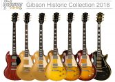 Gibson Custom Shop 2018 - Nowa Historic Collection