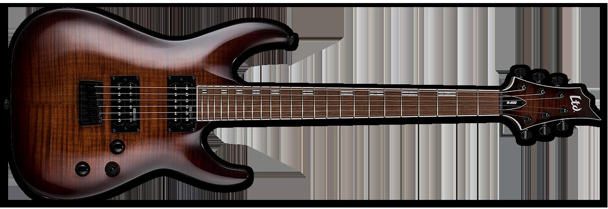 Gitary LTD z serii 200 już dostępne