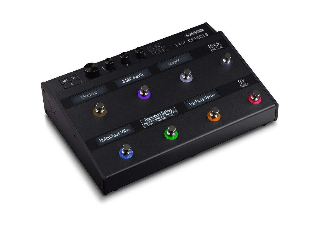 Line 6 HX Effects – test