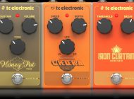 TC Electronic Choka, Honey Pot, Iron Curtain