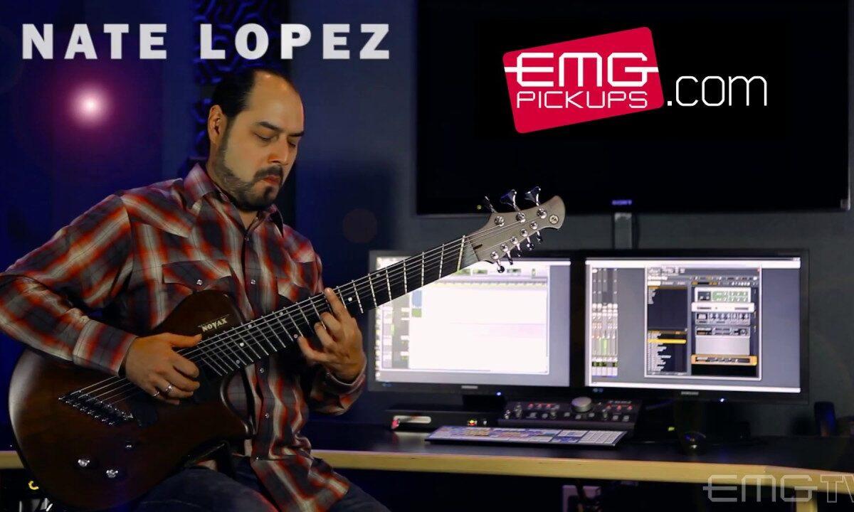 Nate Lopez i przetworniki EMG