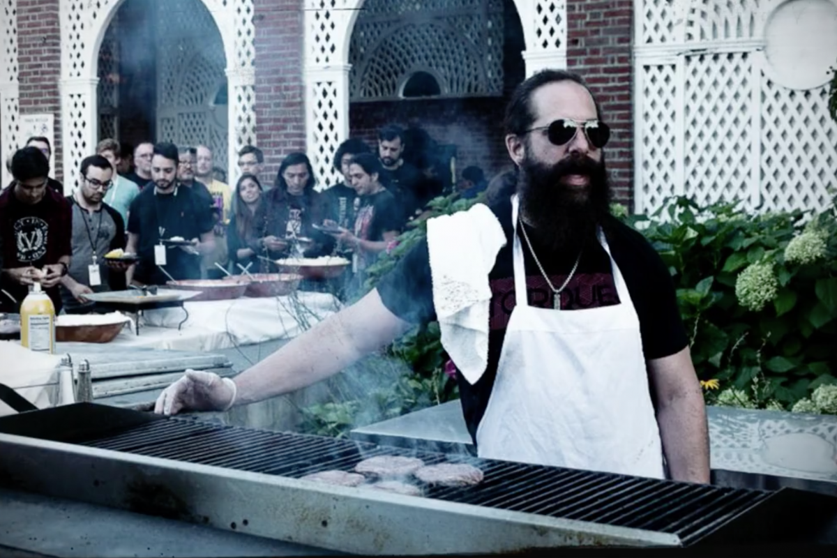 John Petrucci zapowiada tegoroczny Guitar Universe Camp